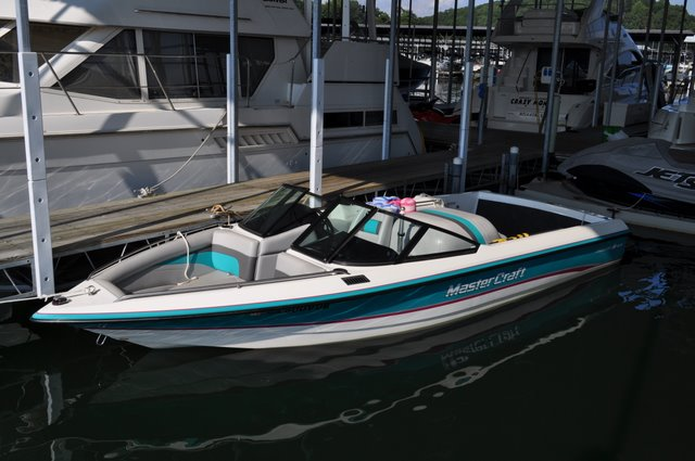 1998 Sea Ray 185 Bow Rider asking $7500. Ready to enjoy, powered by 4.3 V6 ...